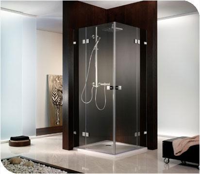 wanne zur dusche duschkabinen auch f r badewannen. Black Bedroom Furniture Sets. Home Design Ideas